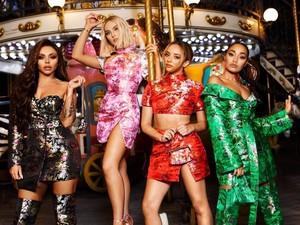 Tampil dengan Baju Cheongsam Seksi, Little Mix Dituduh Perampasan Budaya