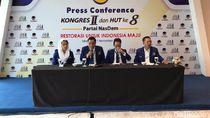 Gelar Konvensi Capres-Cawapres, NasDem Tepis Tak PD Tatap Pilpres