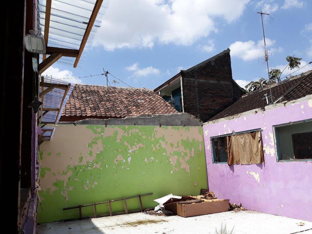 10 Bulan Ambruk, Atap PAUD di Solo Ini Belum Diperbaiki