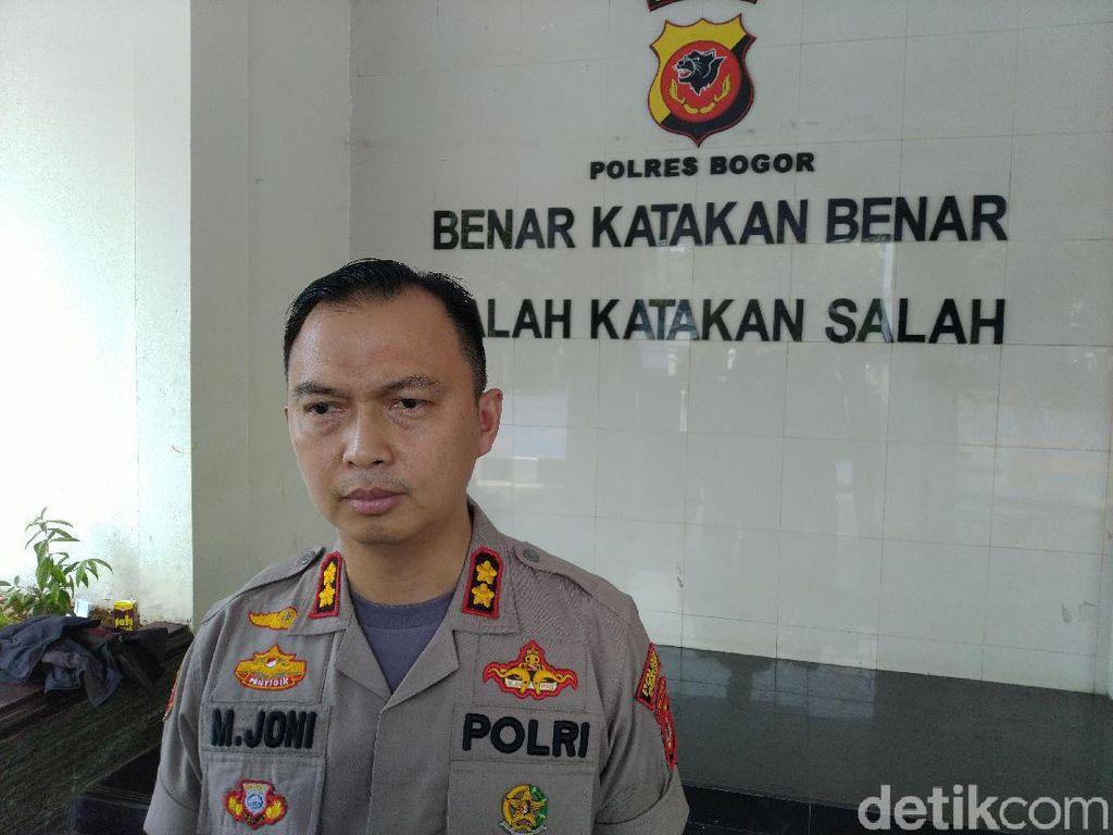 Polisi Duga Mayat Dalam Koper di Bogor Dibekap Sebelum Dibunuh