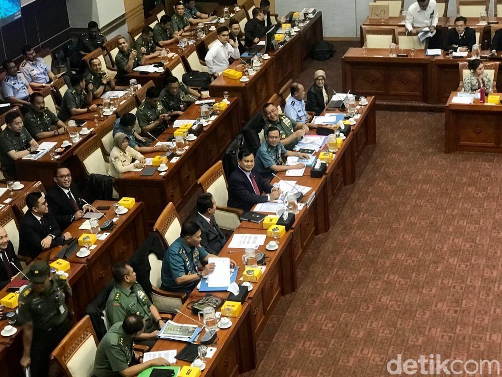 Raker dengan Prabowo, Anggota F-PKS DPR Sebut Sekutu Saat Perkenalan