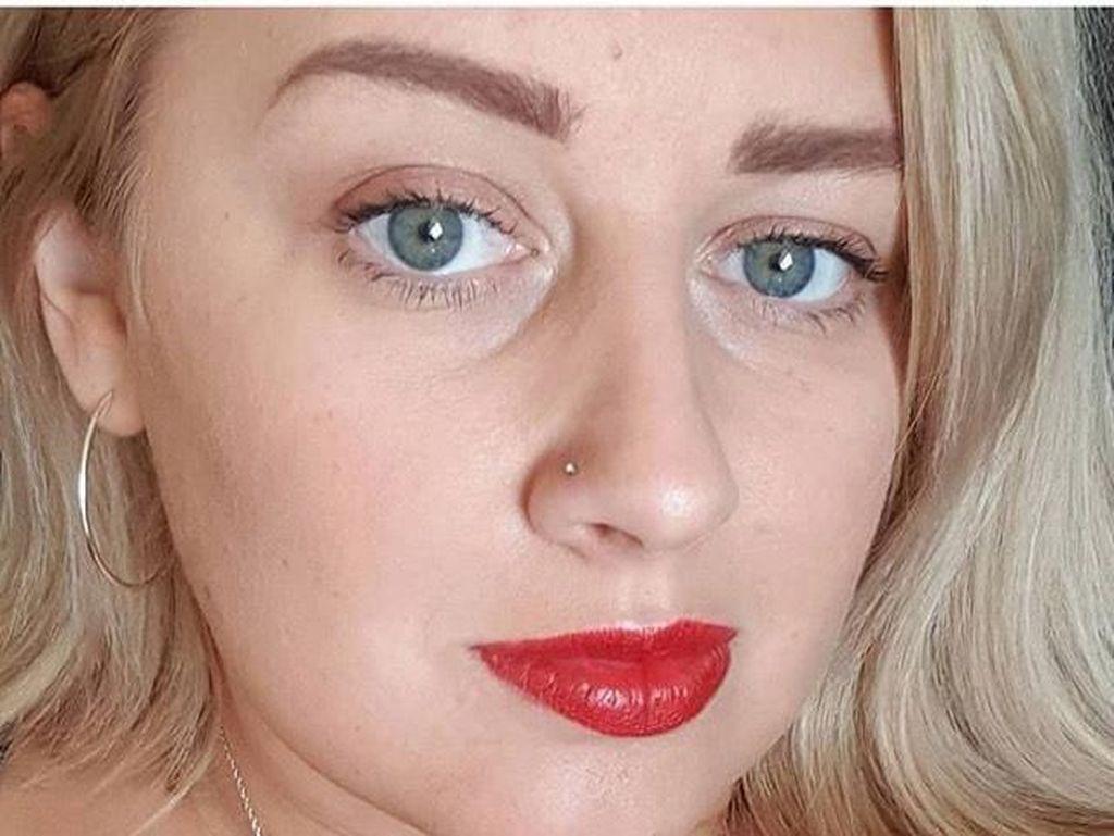 Potret Wanita Gemuk yang Dihujat Usai Posting Foto Pakai Bikini