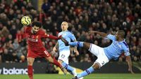 Video Liverpool Vs Man City: The Reds Menangi Laga Panas Penuh Kontroversi