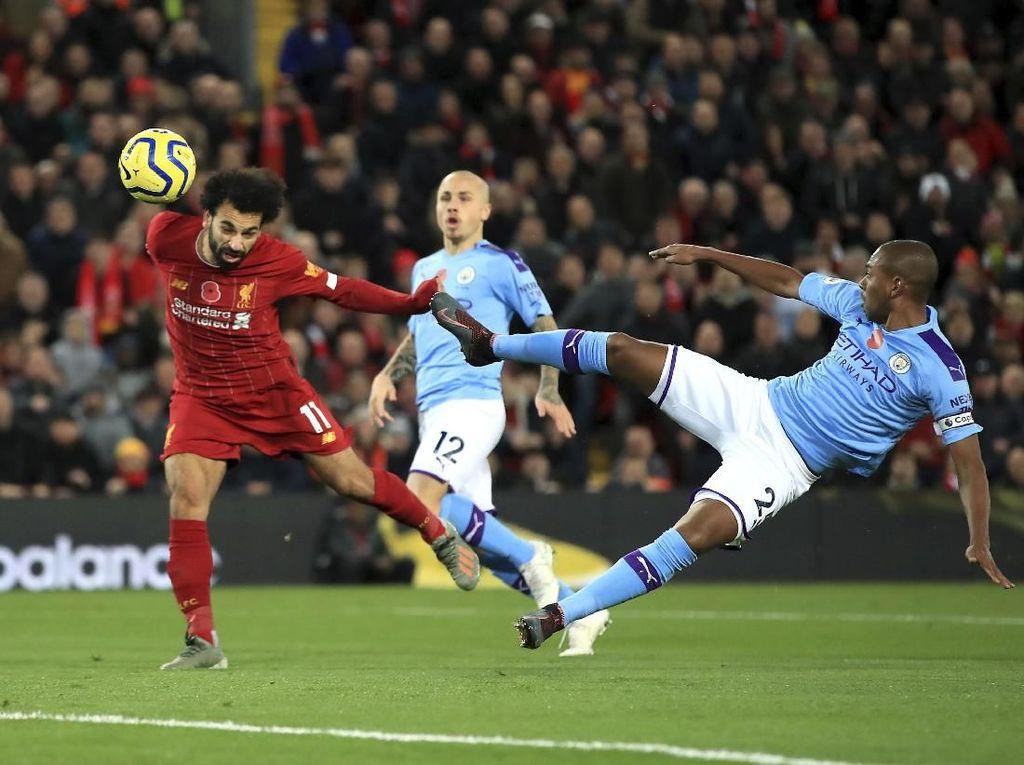 Video Liverpool Vs Man City: The Reds Menangi Laga Panas Penuh Kontroversi