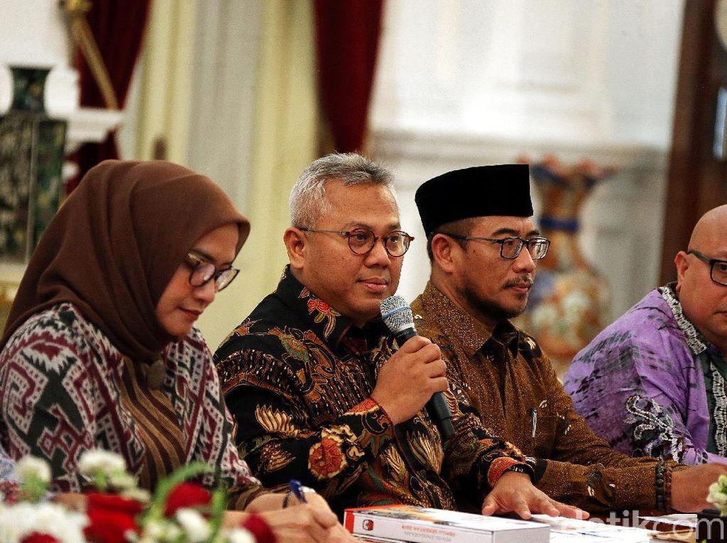 Banyak Petugas KPPS Meninggal, KPU Usul Revisi UU Pemilu