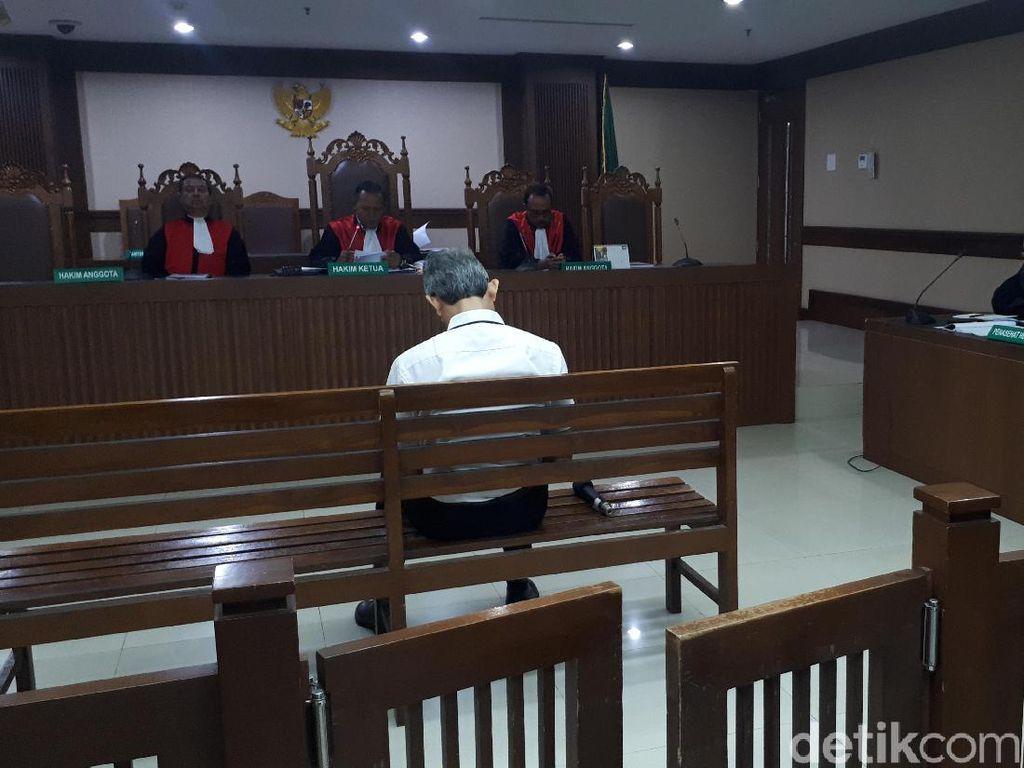 Eks Direktur Krakatau Steel Divonis 1,5 Tahun Penjara