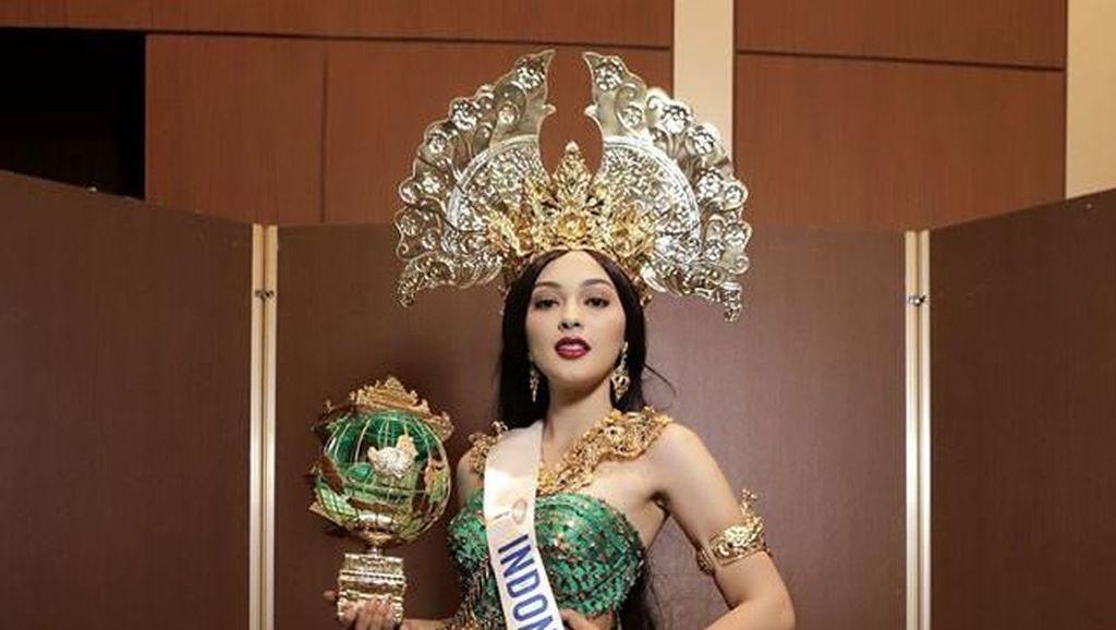 Aksi Puteri Indonesia di Miss International 2019, Pakai Bikini Hingga Kimono