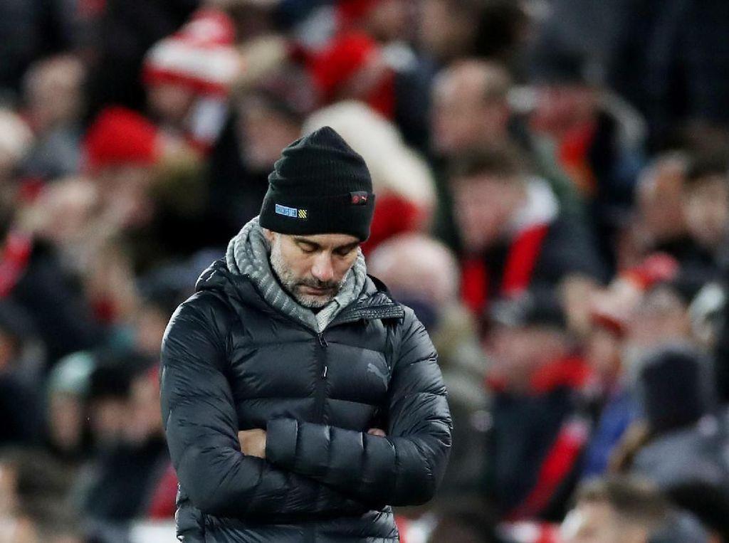 Liverpool Vs City: Raihan Poin Terburuk Guardiola