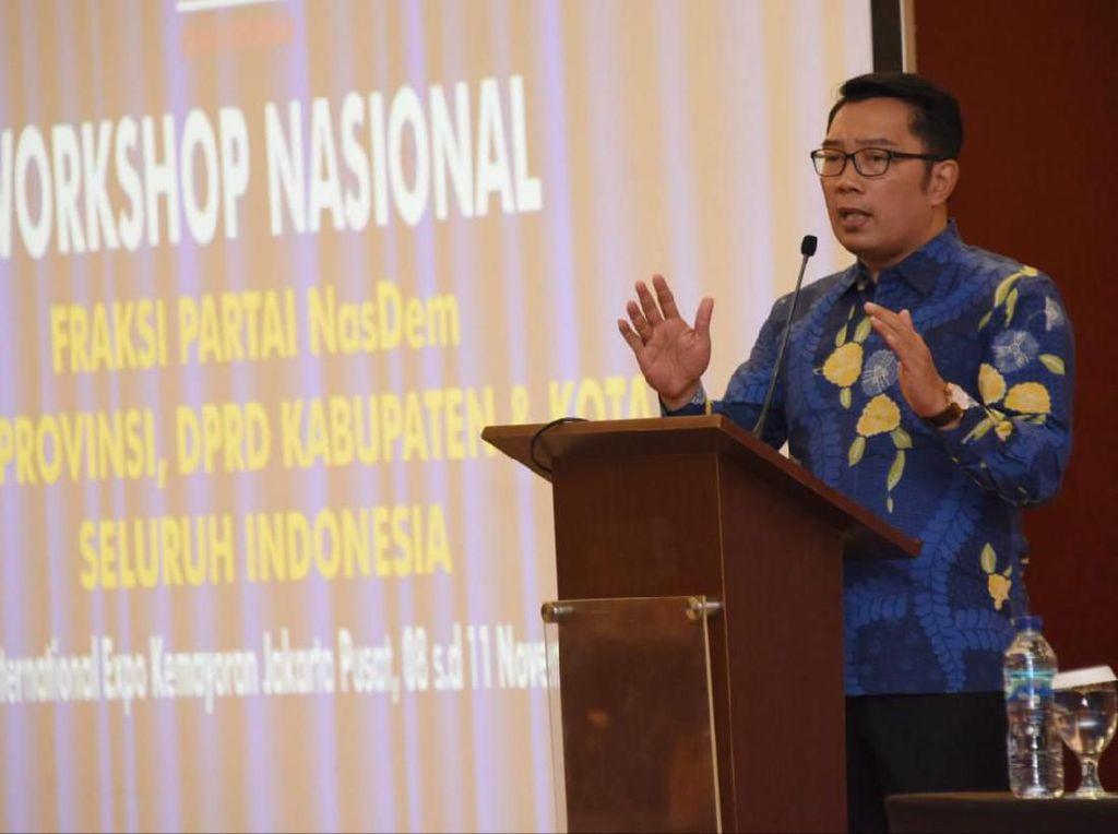 Soal Keputusan UMK, Ridwan Kamil: Seperti Obat Batuk Hitam