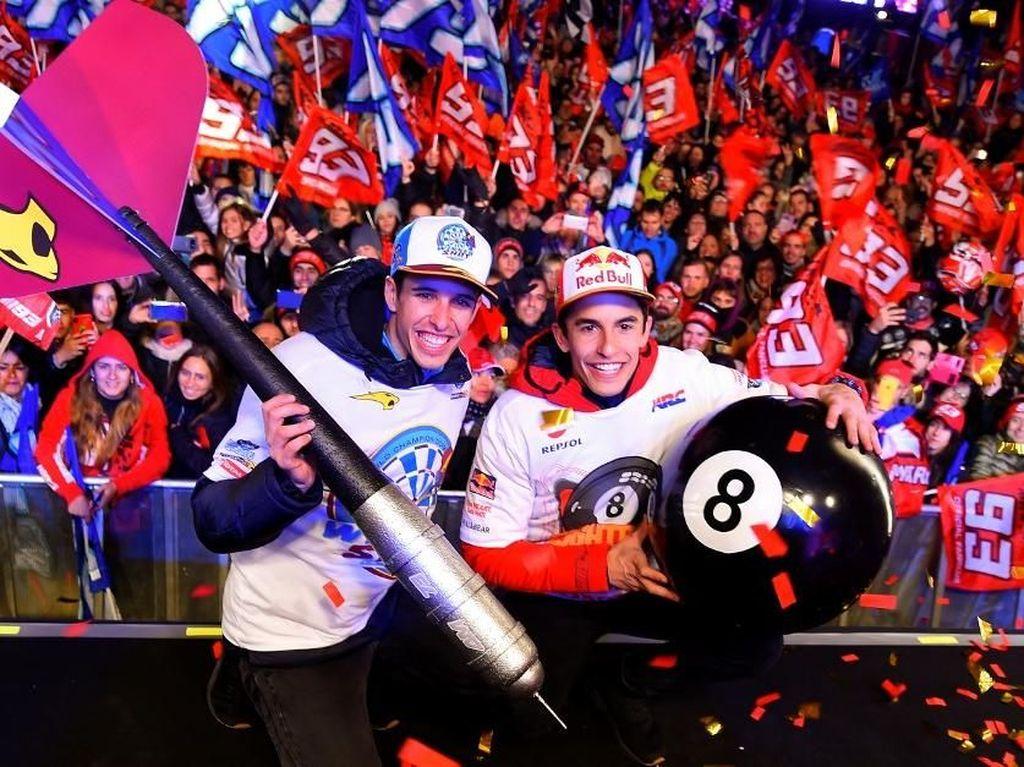 Marquez Akui Akan Sulit Ulangi Pencapaiannya di MotoGP 2019