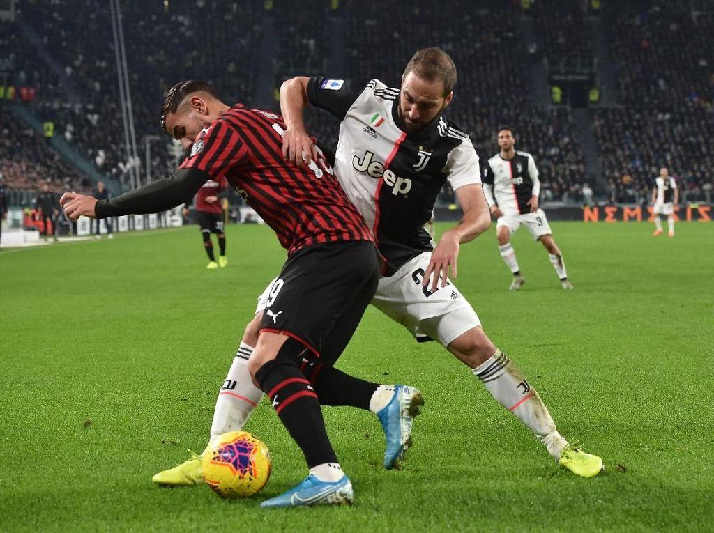 Pioli: Milan Sejajar dengan Juventus, tapi ...