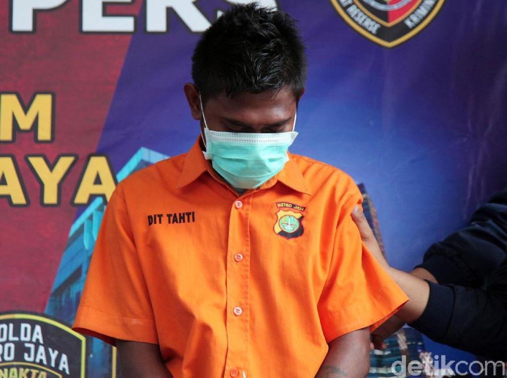Ini Dia Jemi, Pelaku Pembunuhan Rieke di Cakung