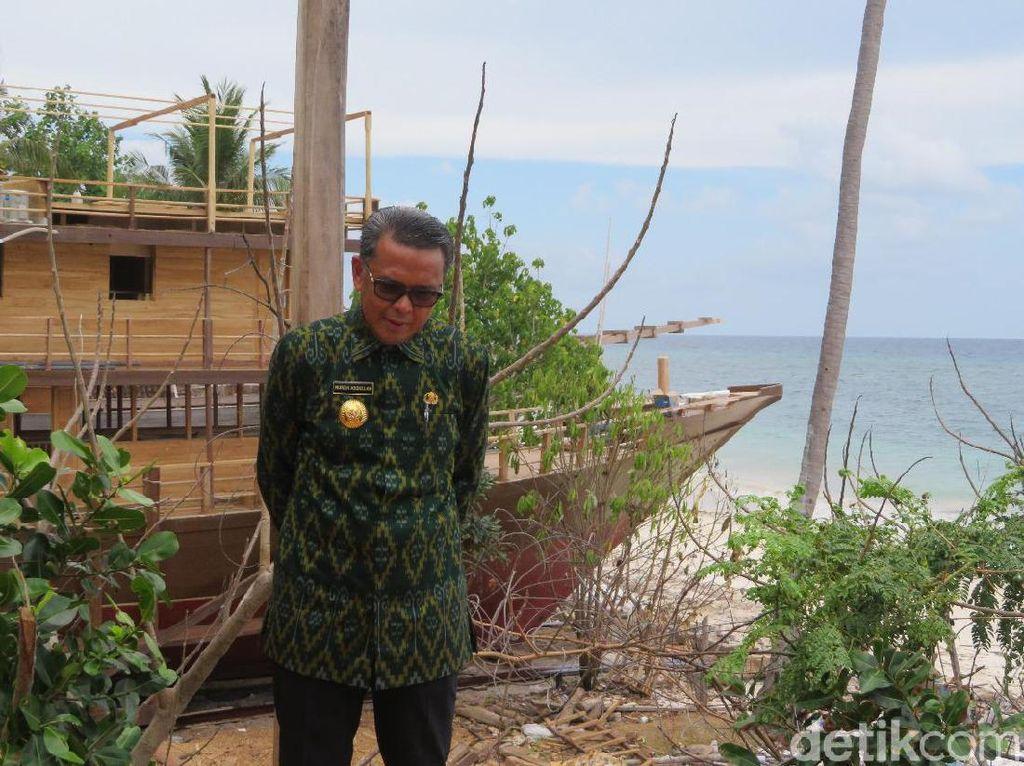 Gubernur Sulsel Siapkan Kapal Phinisi untuk Promosi ke Internasional