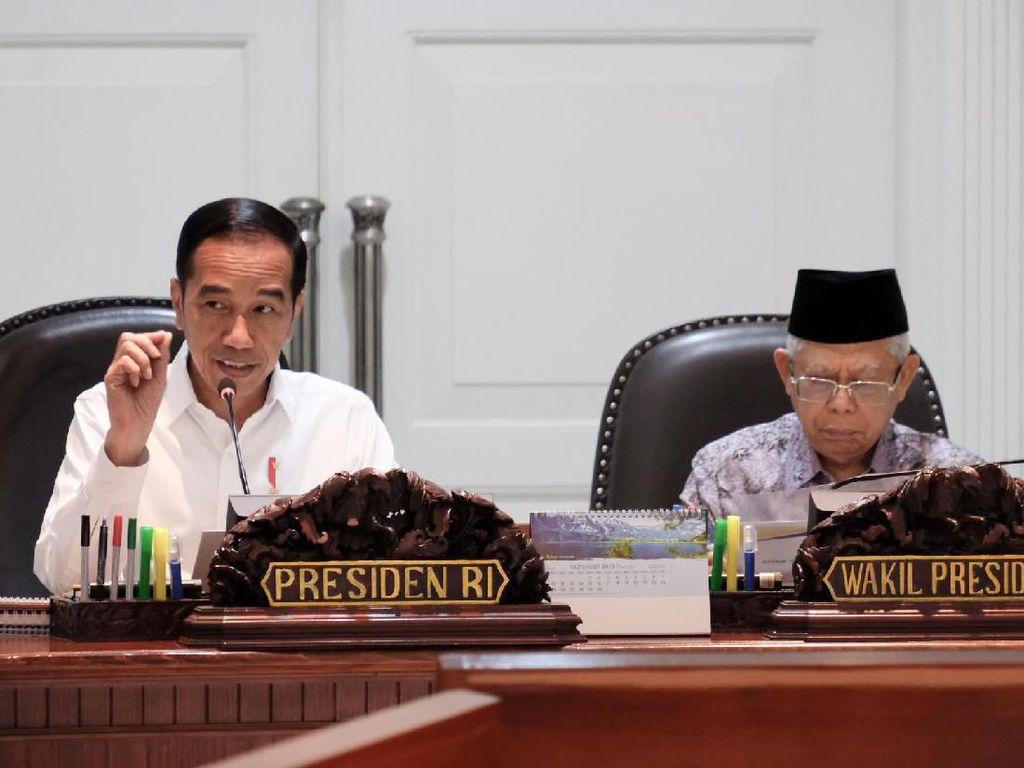 Jokowi Ingin Pangkas Eselon IV Lebih Dulu