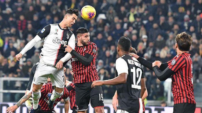 Juventus Vs Milan: Nyaris 4 Tahun Rossoneri Tak Kalahkan Bianconeri