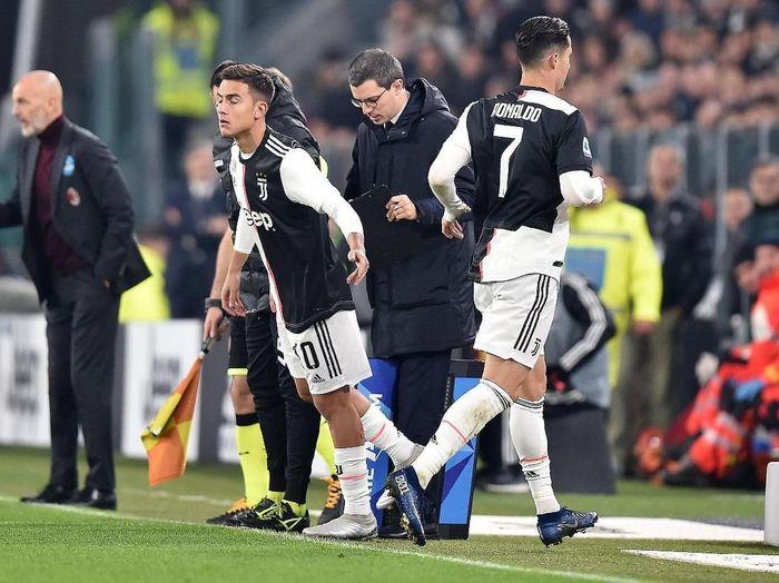 Sikap Cristiano Ronaldo tak mau diganti dinilai sebuah hal yang wajar. (Foto: Alessandro Di Marco/ANSA via AP)