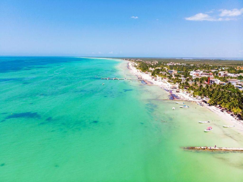 Meksiko Buka Wisata Mulai 1 Juni, Utamakan Turis Domestik
