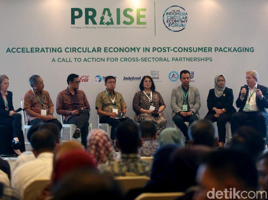 Diskusi Pengelolaan dan Daur Ulang Sampah