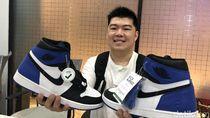 Pria Surabaya Menang Raffle Jordan 1, Sneakers Rp 50 Juta Dibeli Rp 2,8 Juta