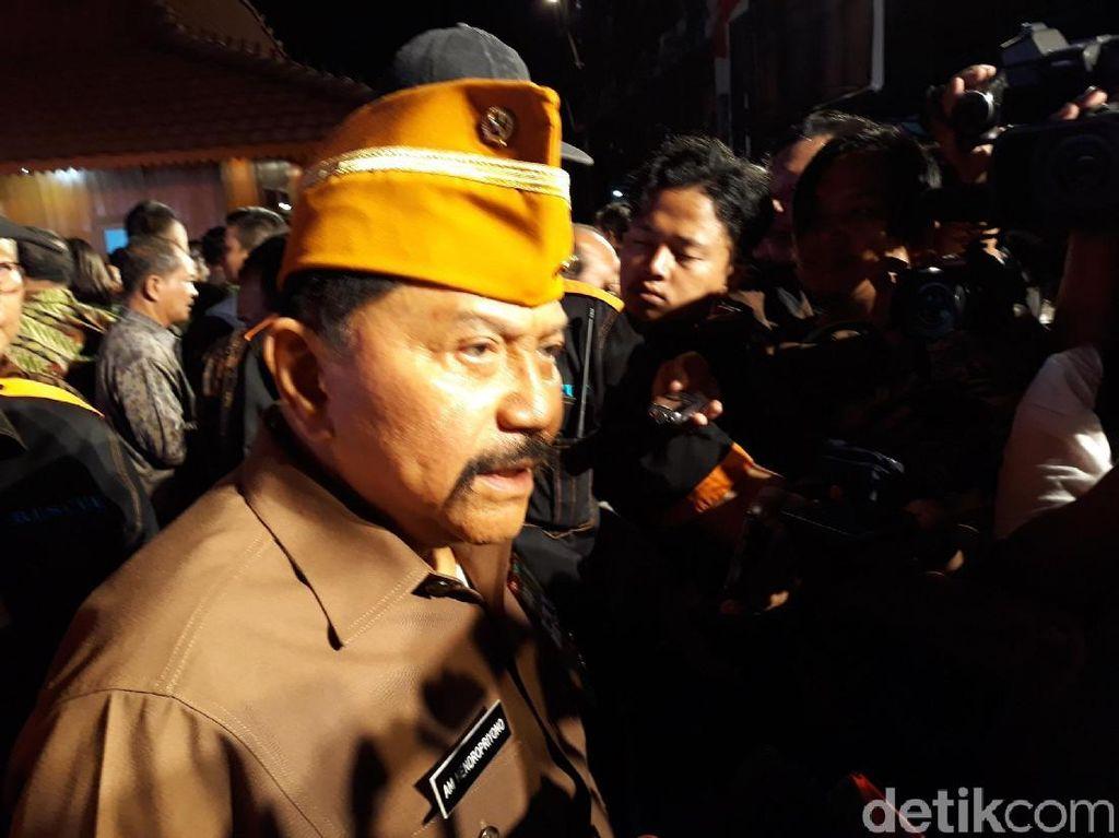Hendropriyono: Yang Dialami Wiranto Itu Political Assassination