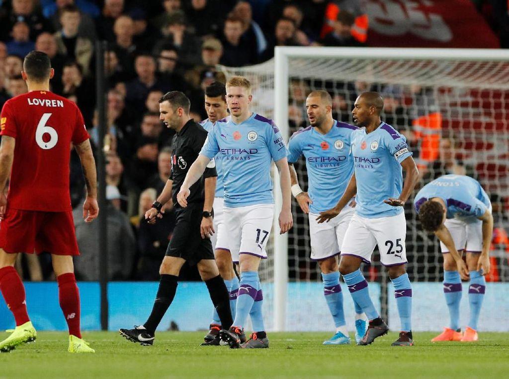 Anfield Memang Angker untuk City dan Guardiola