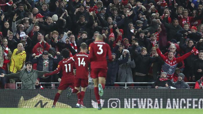 Jose Mourinho menilai Liverpool sudah hampir pasti menjuarai Liga Inggris musim ini (Foto: AP Phota)