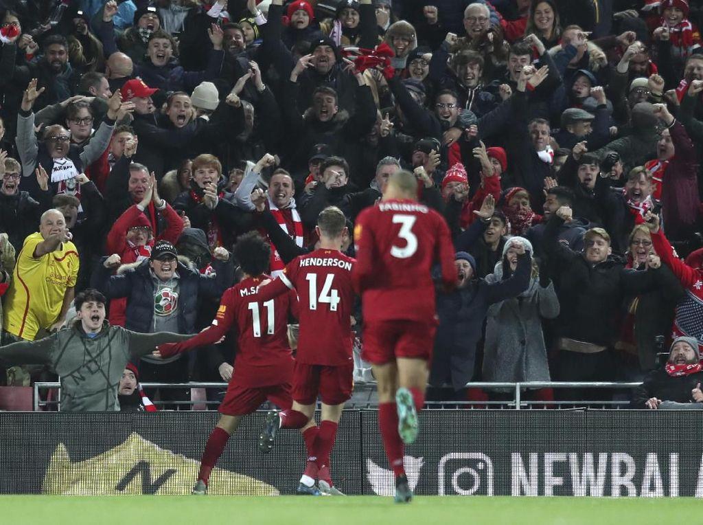 Mourinho: Cuma Badai Cedera yang Bisa Cegah Liverpool Juara Liga Inggris
