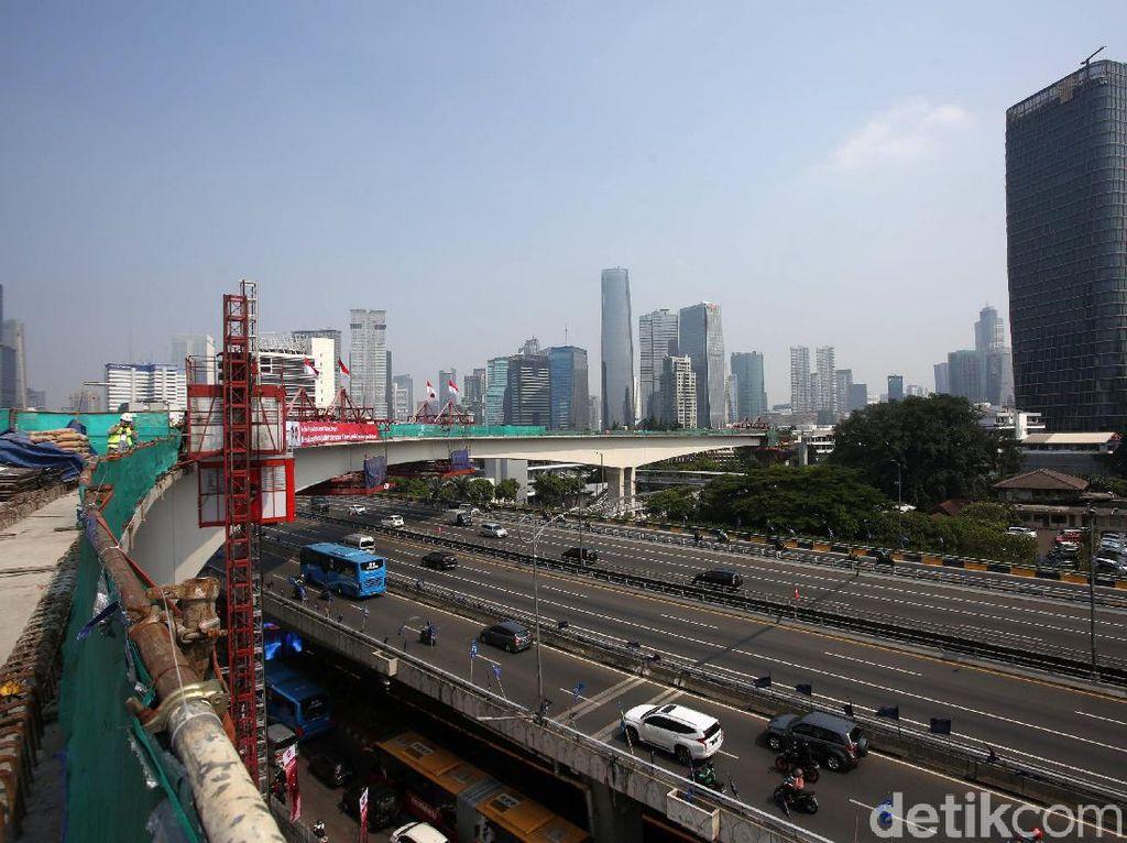 LRT Ingin Dibangun di Surabaya Hingga Medan