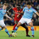 Maaf Leicester-Chelsea, Liga Inggris Persaingan Liverpool dan City