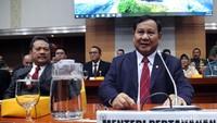 Denwalsus Menhan Prabowo: Gagah, Kuat dan Menarik