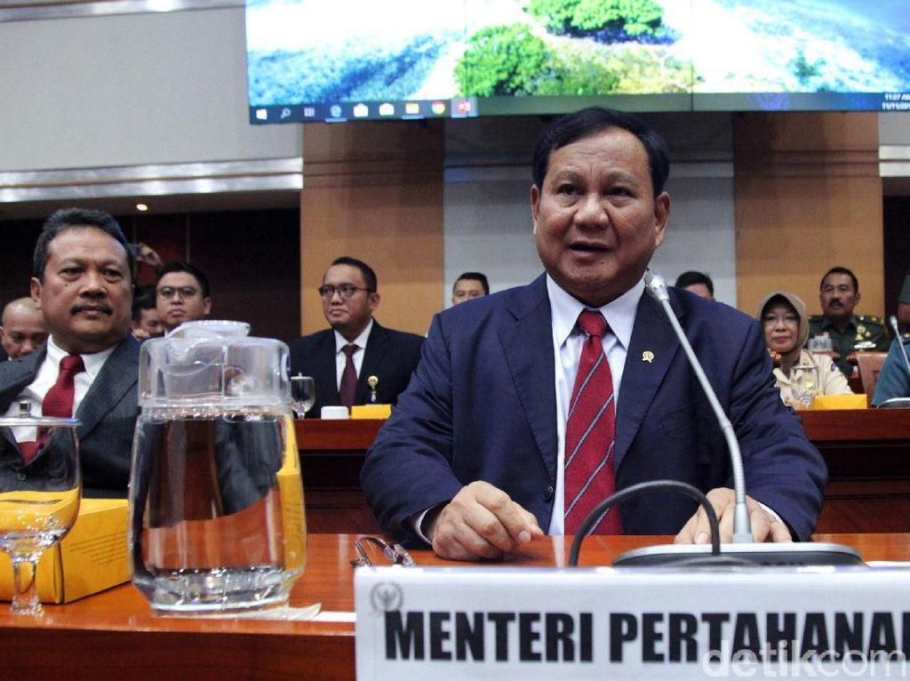 Prabowo Terima Kunjungan Kehormatan Dubes AS, Bahas Apa?