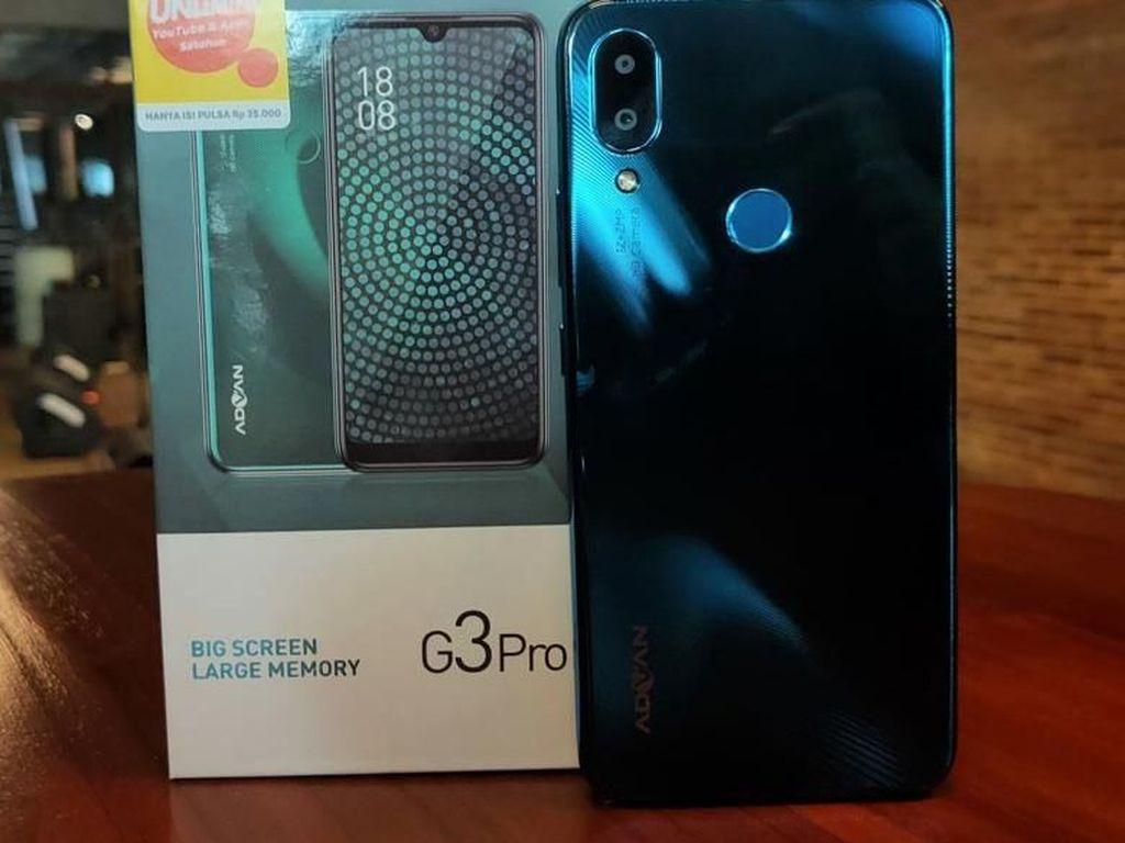 ADVAN G3 Pro Hadirkan Performa Terbaik untuk Gaming dan Multimedia