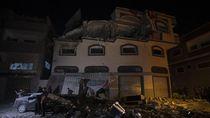 Serangan Udara Israel Hantam Rumah di Gaza, Komandan Jihad Islam Tewas