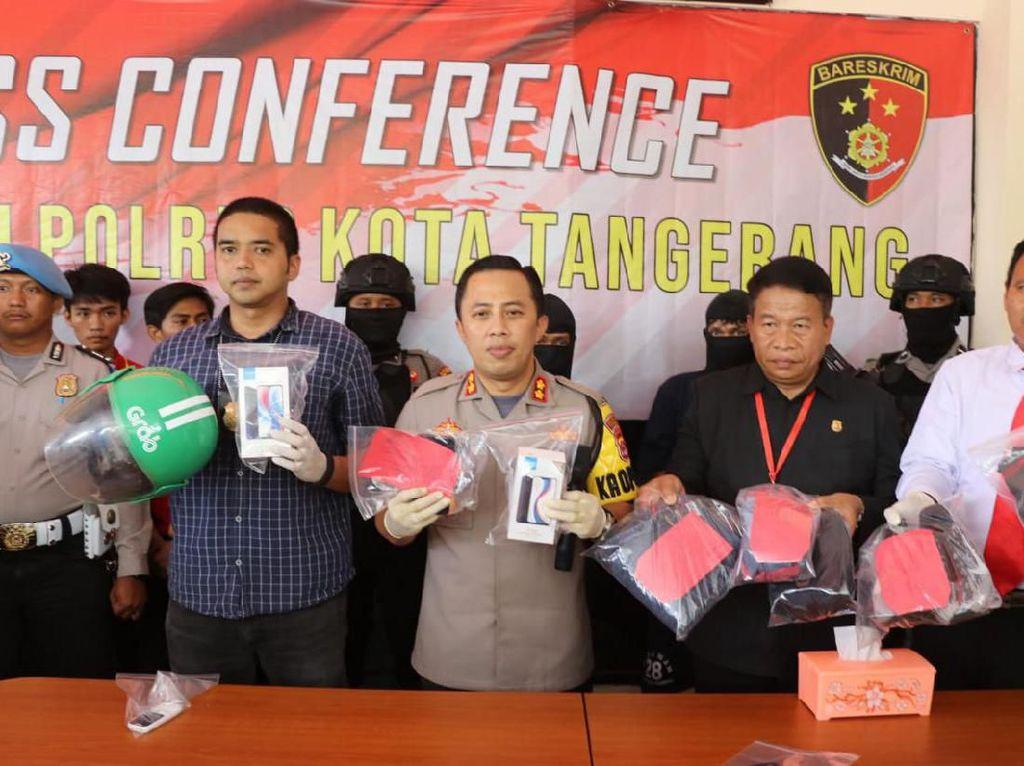 Melawan Saat Ditangkap, Perampok Minimarket di Tangerang Ditembak Polisi
