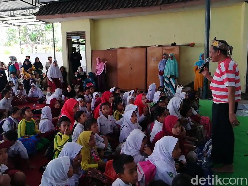 Kampus di Malang Bantu Pemulihan Trauma Siswa SDN Gentong Pasuruan
