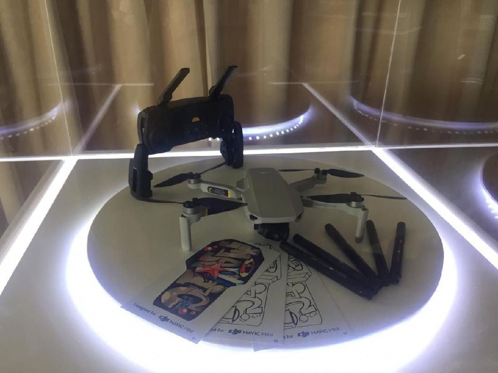 Gandeng Erajaya, Ini Kelebihan Drone DJI Mavic Mini Buat Pemula