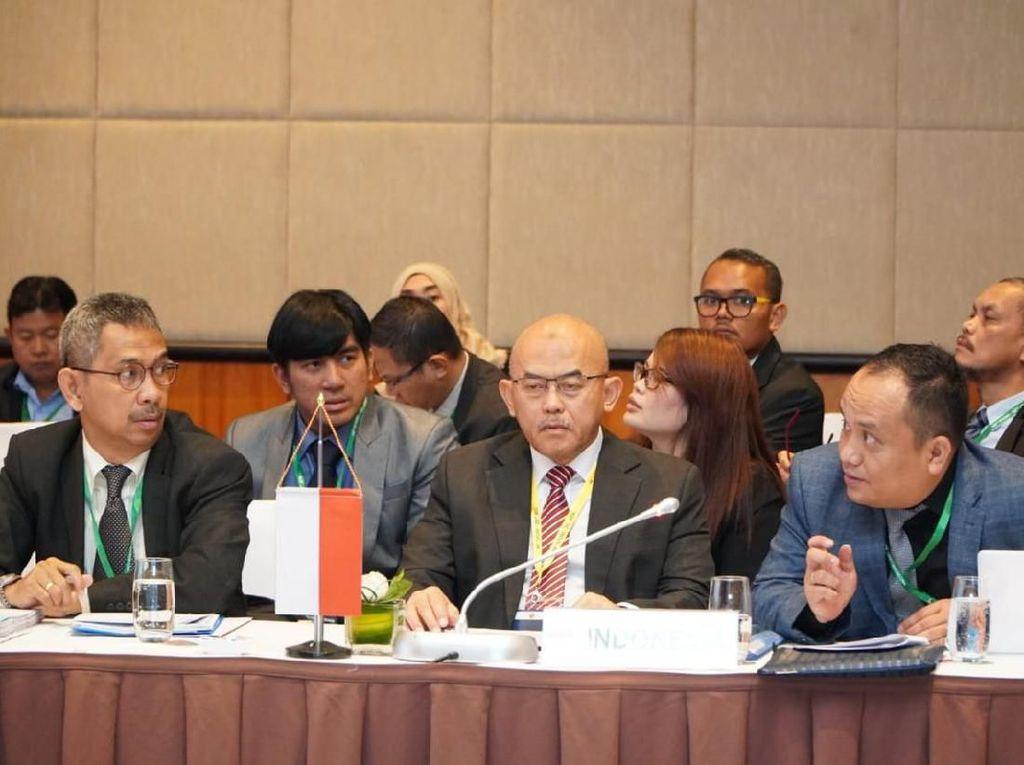 Indonesia Dukung Pengurangan Emisi Kapal di Atas 30 Tahun di ASEAN