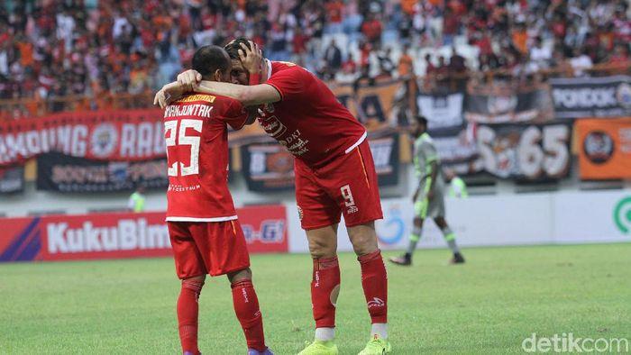 PERSIJA JAKARTA VS BORNEO FC