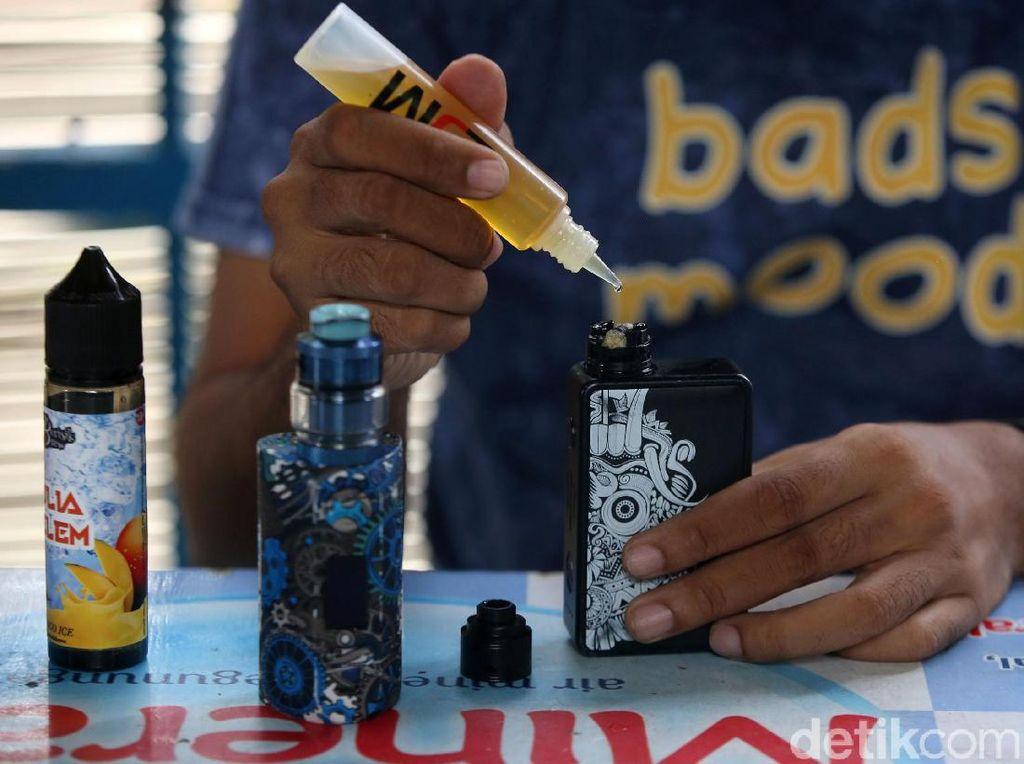 Tekan Impor Nikotin Cair, Industri Janji Serap Tembakau Lokal