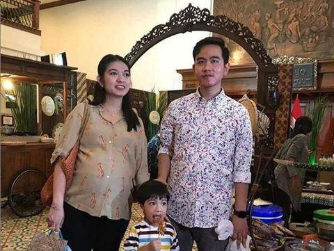 5 Fakta Persiapan Kelahiran Cucu Ketiga Jokowi, Adik Jan Ethes