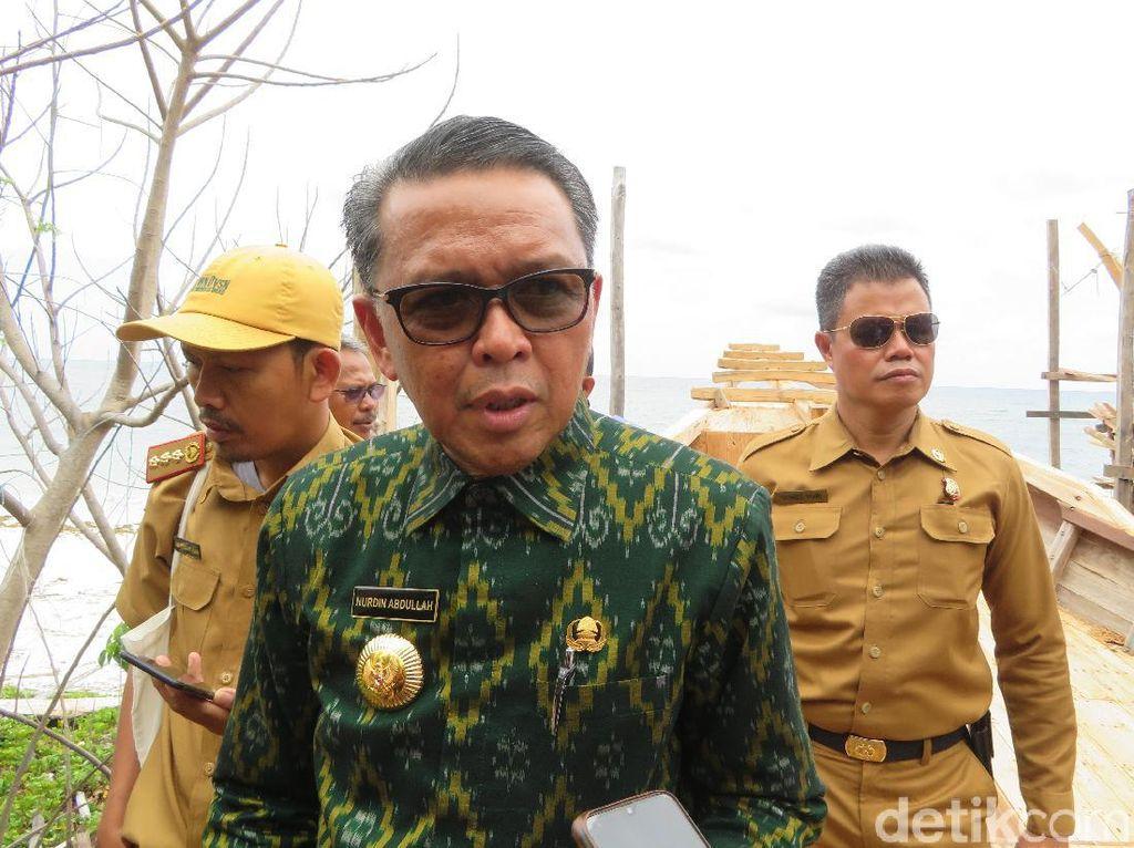 Harkesnas, Gubernur Sulsel Minta Jajaran Kolaborasi Berantas Stunting
