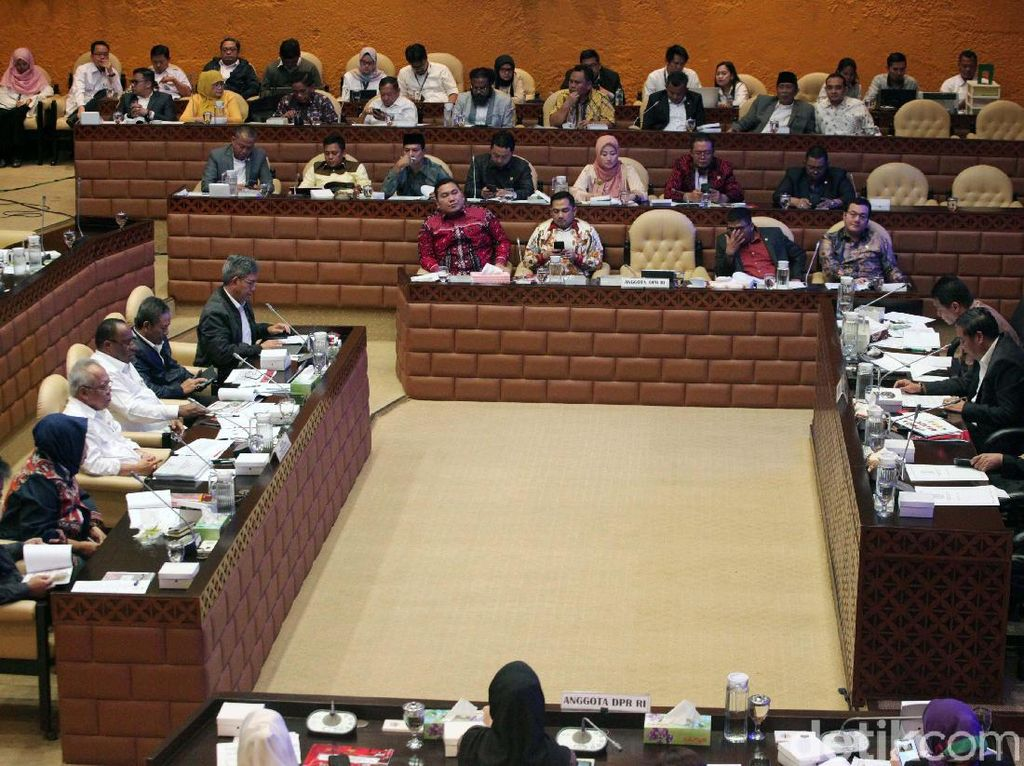 DPR Upayakan Anggaran Kementerian PUPR Naik Jadi Rp 140 T