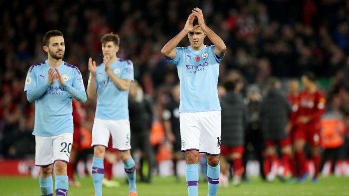 Manchester City dinilai tidak perlu belanja bek tengah di bursa musim dingin. (Foto: Carl Recine / Action Images via Reuters)