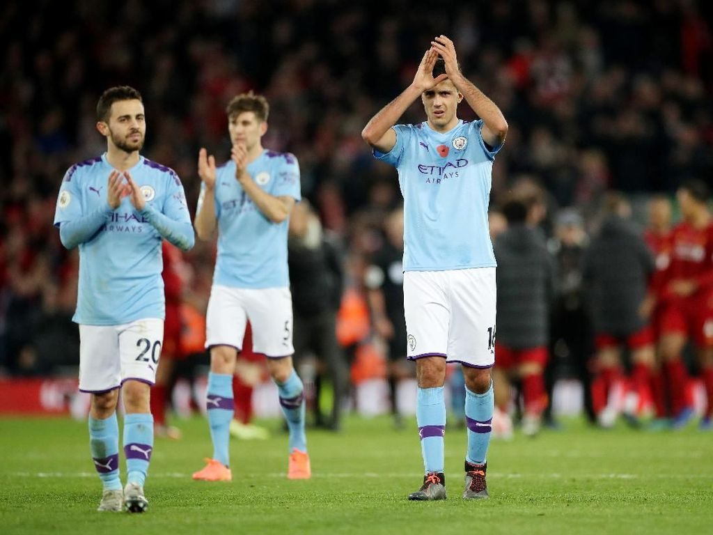 Manchester City Amat Dambakan Gelar Juara Liga Champions