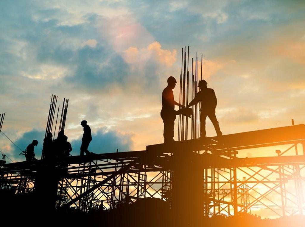 Kontraktor Minta Proyek Infrastruktur Disetop Sementara