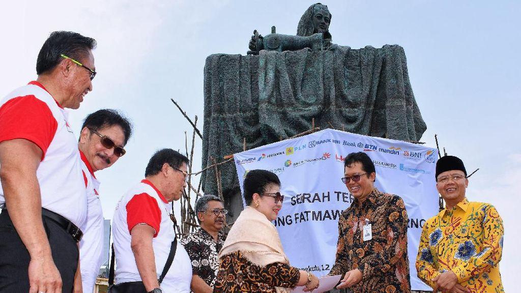 BUMN Hadir untuk Negeri di Patung Fatmawati
