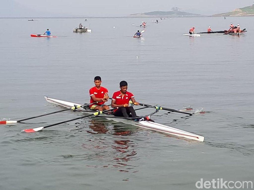 Menengok Pelatnas Atlet Rowing di Waduk Jatiluhur, Siapa Mau Coba?