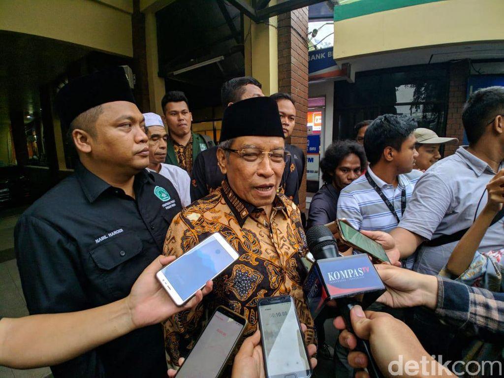 Soal Polemik Celana Cingkrang, Said Aqil: Itu Masalah Kecil
