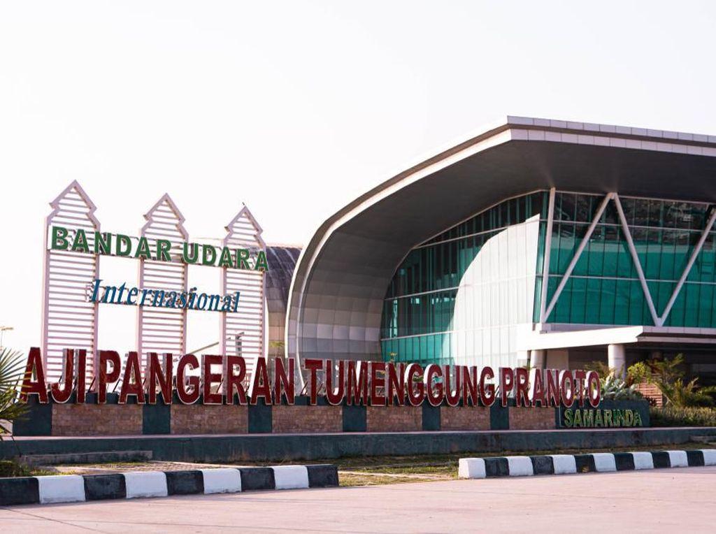 Pengumuman! Bandara Samarinda Ditutup 25 Hari untuk Renovasi