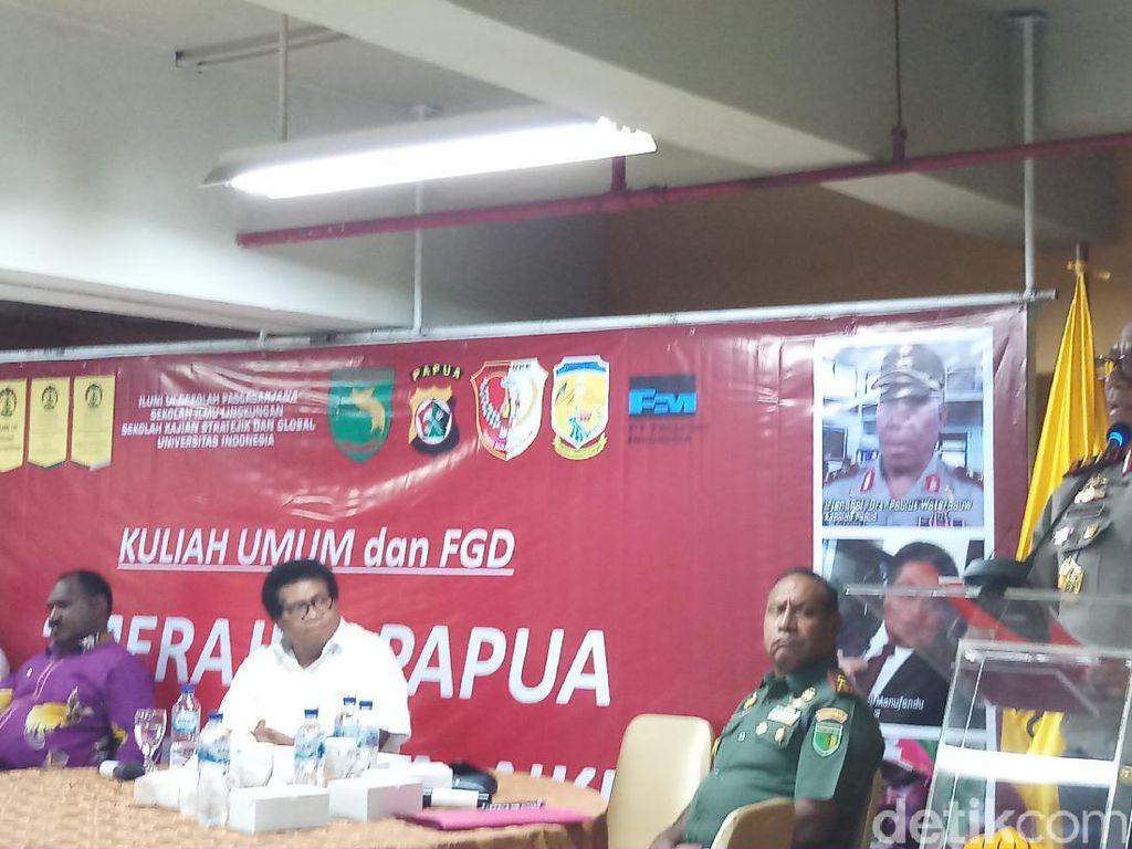 Polisi Gandeng Aktivis untuk Kembalikan Ribuan Mahasiswa Papua ke Kota Studinya